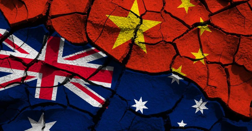 Australia Reeling at the Mercy of China as Their Face-off Deepens