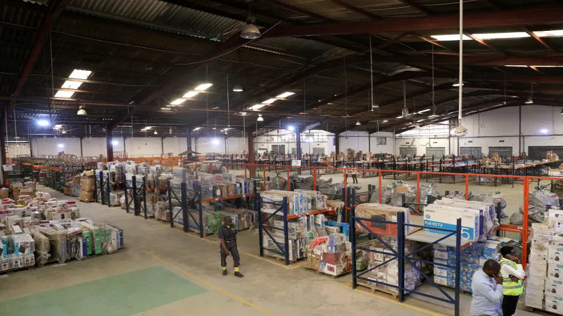 The Jumia's BIG Day and Unbundling into 3rd Party Logistics