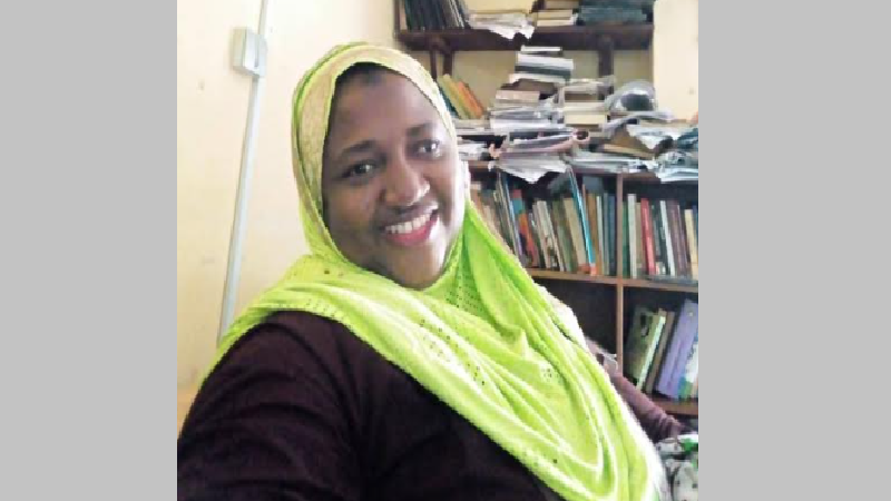 We must do all we can to bridge the gap between the academia and the society in Africa – Mutiat Oladejo