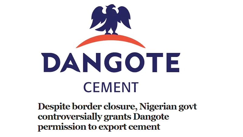 What Is Wrong With Nigeria On Dangote Group? Why Can't We Have the Same RULE for All?