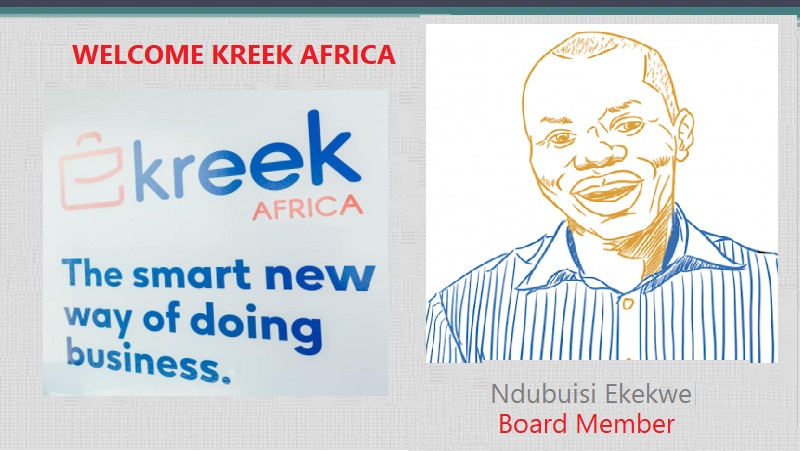 Ndubuisi Ekekwe Invests in KreekAfrica To Deepen Value In Tekedia Mini-MBA