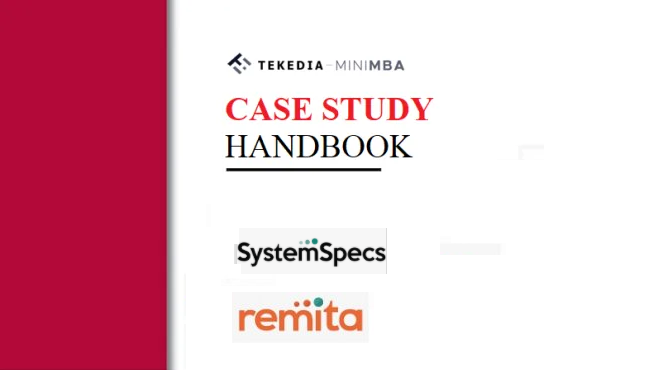 SystemSpecs & Remita Business Case – Tekedia CaseWorks