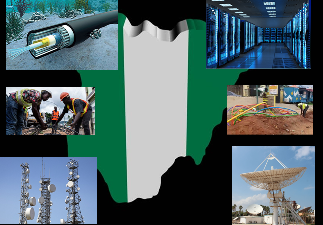 Outreach – Data Transport Infrastructure in Nigeria Article.