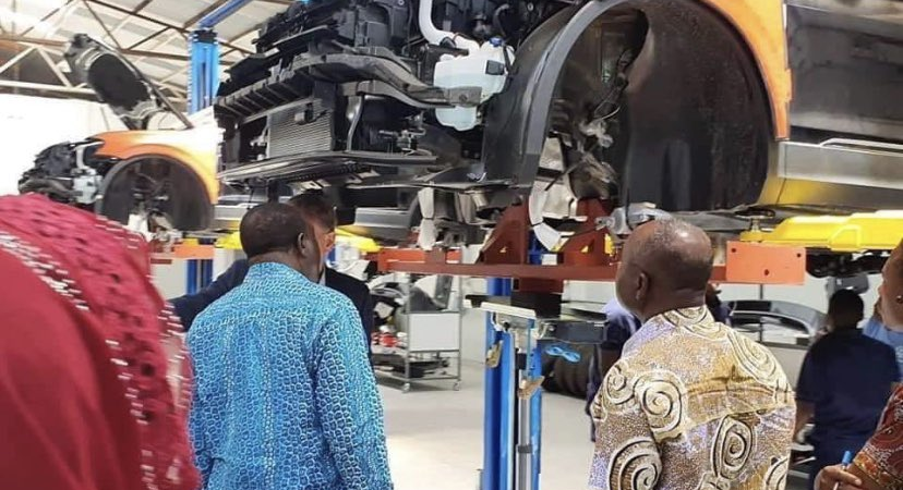 The Ghana's Playbook On Foreign Vehicles for West African Market