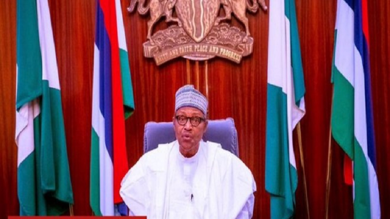 President Buhari Changes Military Service Chiefs