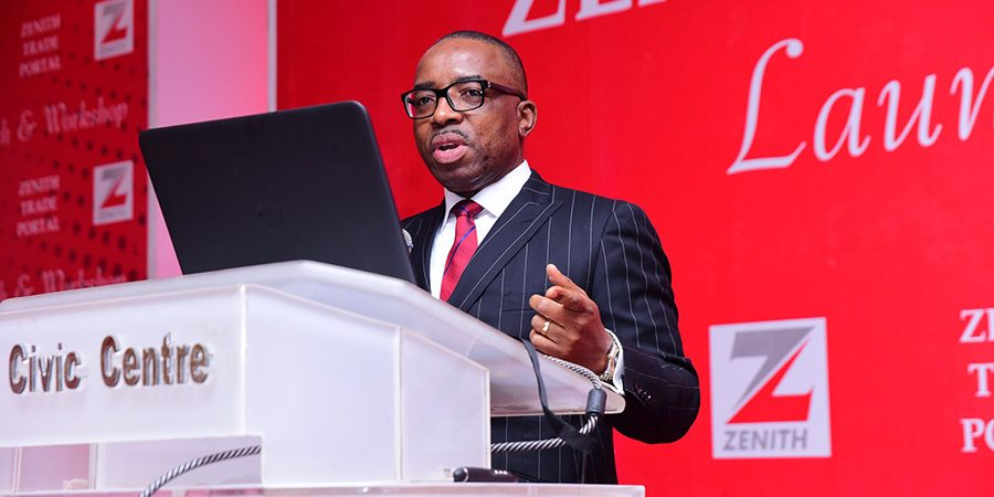 "Zenith Bank Wins ""Best Bank in Nigeria"" Award"