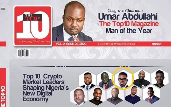 Top 10 Crypto Market Leaders in Nigeria; BoundlessPay Card Arrives Next Week