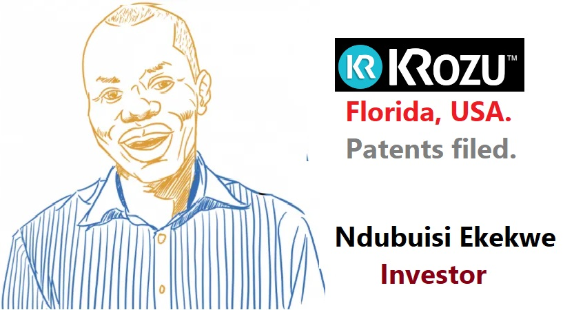 Ndubuisi Ekekwe Invests in Patents Pending Florida-Based KROZU to Usher A New Era In Productivity and Recursive Workflow Management