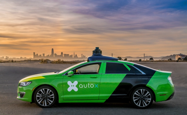 AutoX Sets the Driverless Taxi (Robotaxi) Pace in China