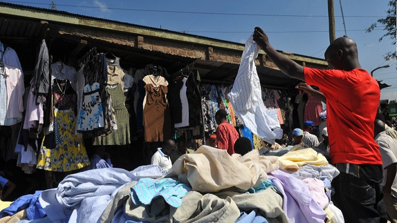 Why Second-Hand Clothes Are Taking Up Nigeria Fashion Realm