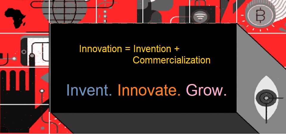 Invent. INNOVATE. GROW.