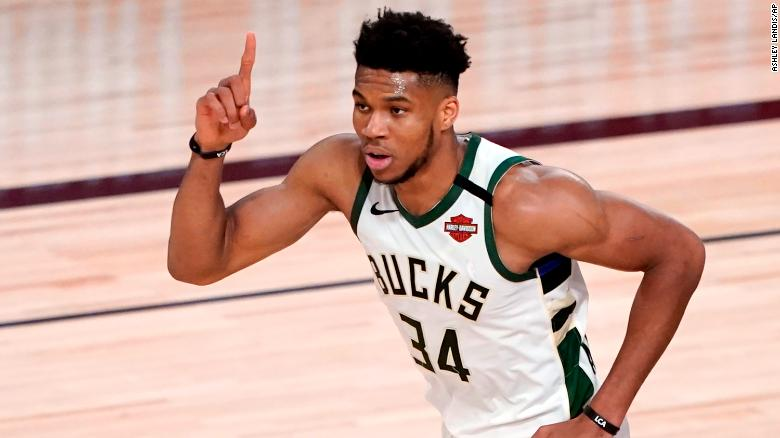 Giannis Antetokounmpo [Adetokunbo] Signs Largest Deal in NBA History, $228.2 million
