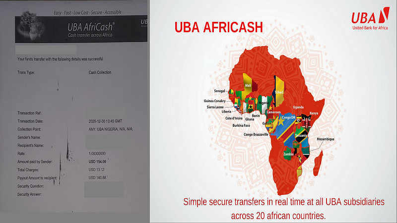 With UBA AfriCash, Tekedia Mini-MBA Now Easily Receives Payments from 20 African Countries