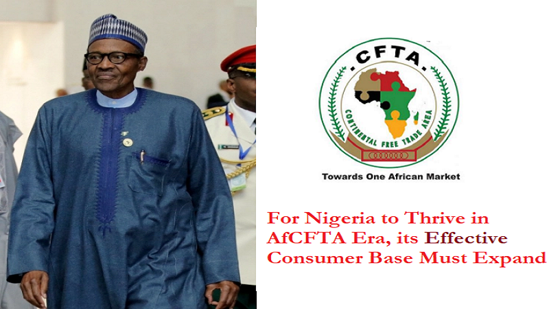 The Illusion of Size And Why Nigeria Must Deepen Its Consumer Base in AfCFTA Era