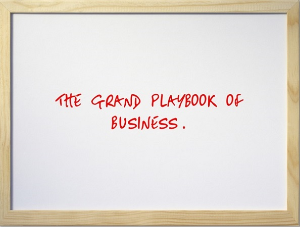The Grand Playbook of Business