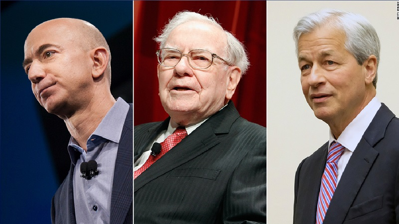 Amazon-Berkshire Hathaway-JPMorgan Chase's Haven Fails