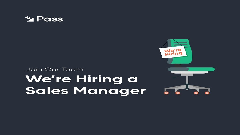 Lagos-Based Fintech Pass Wants To Hire A Sales Manager