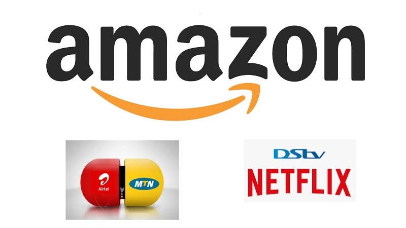 The Amazon's Playbook with Telcos; MultiChoice (DStv, Showmax) on Alert