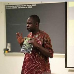 The Role of Mentors and Networks in Building Academic Communities in Africa – Prof. Saheed Aderinto