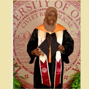 My Parents inspired me to excel in Petroleum Engineering – Sokhna Keinde