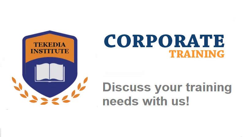 Discuss Your Business Training Needs With Tekedia Institute