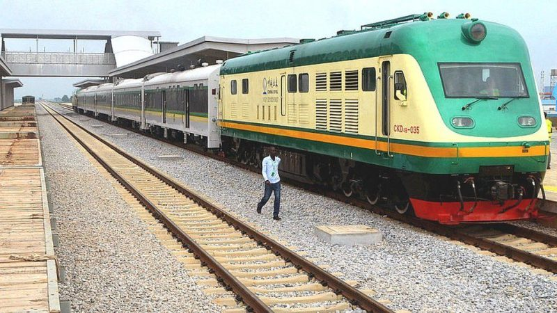 The Abuja-Kaduna Rail $2 million Ticketing Concession of 10 years [Updated]