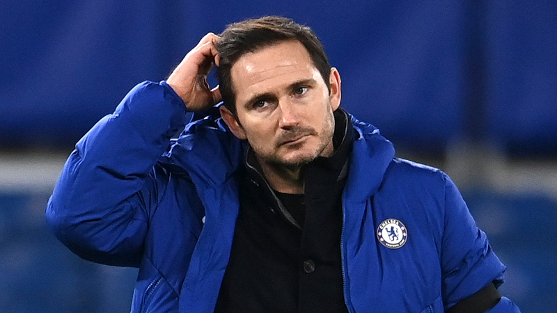 Chelsea FC Under Fire for Sacking Frank Lampard