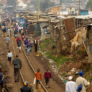 The Poverty Situation in Nigeria and Newton's First law of motion