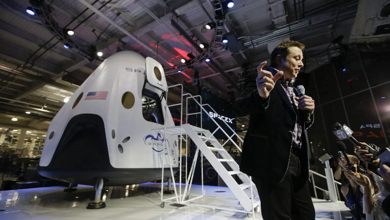 $55m Per Person: SpaceX's Crew Dragon Readies for the First Fully Private Trip to the ISS
