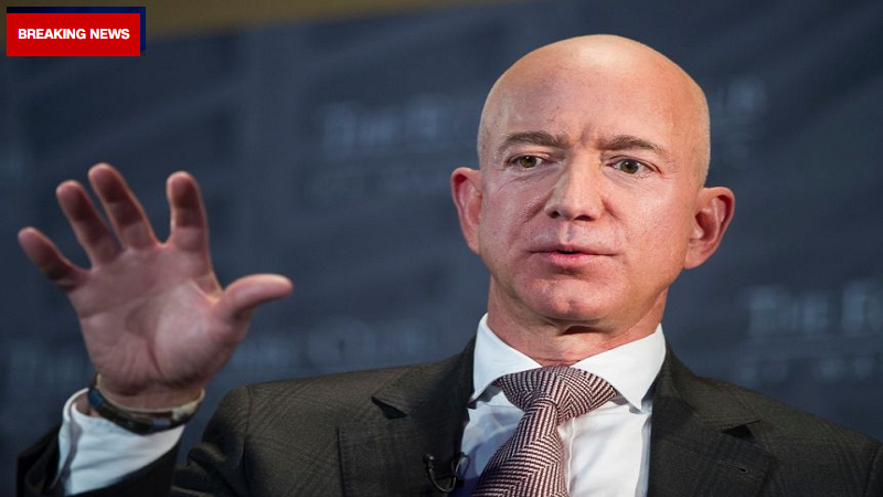Jeff Bezos, Amazon Founder & CEO, To Step Down; Andy Jassy Takes Over