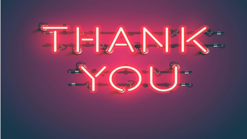 Thank You – Faculty, Donors, Partners, and Our Community