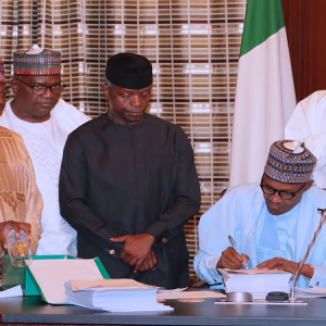 Reviewing Nigeria's Executive Order 5