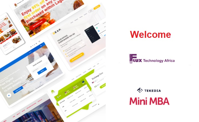 Welcome Flux Technology Africa To Tekedia Mini-MBA