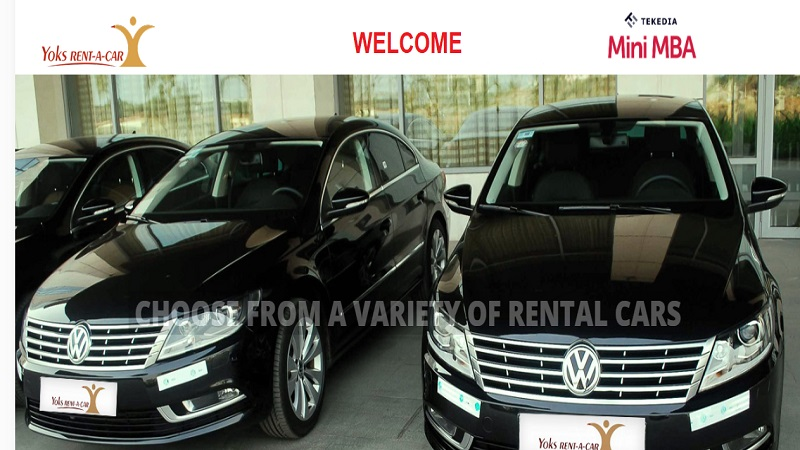 Welcome Yoks Rent-A-Car Ghana to Tekedia Mini-MBA