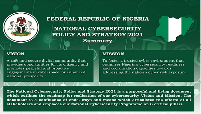 The Updated Nigeria's National Cybersecurity Policy and Strategy