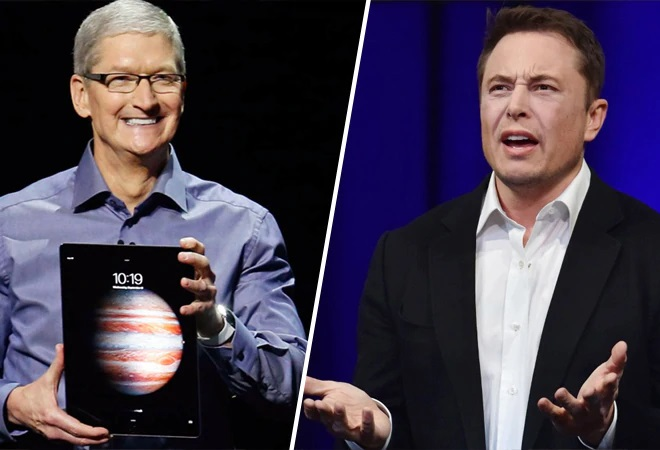 The Apple's $110 billion in Three Months – And The Tesla's Miss