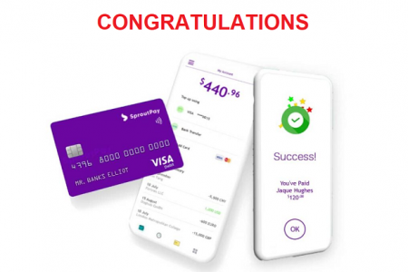 Congratulations SproutPay for Your Successful Fundraise