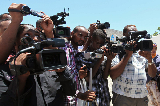 Journalists, Media Producers Are At War With Two Sets of People Over Information Pollution
