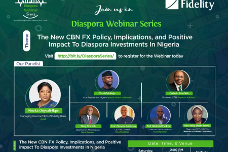 Remember to Join Ndubuisi Ekekwe, Vice President of Nigeria and CBN Governor Today