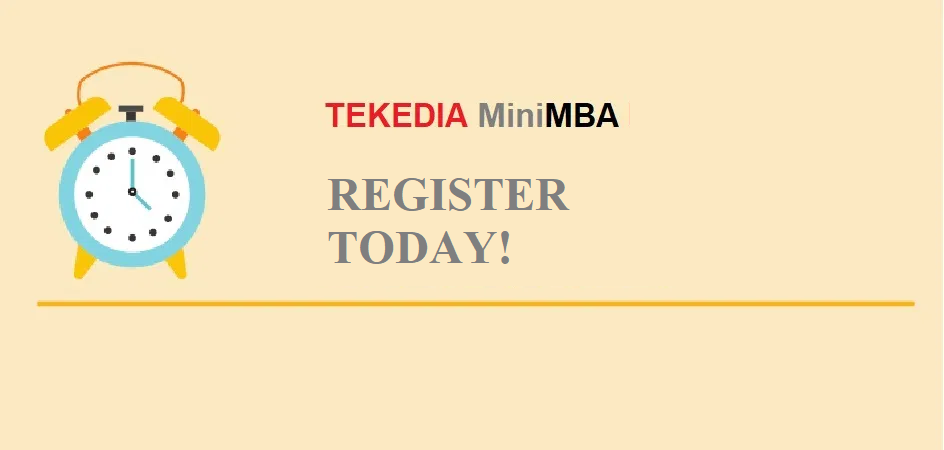 Advance Your Career, Register for Tekedia Mini-MBA; Early Bird Ends May 10th