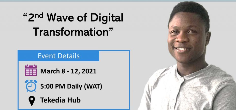 You Are Invited To Tekedia Hub Automation Week
