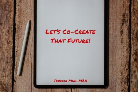Let's Co-Create That Future With You