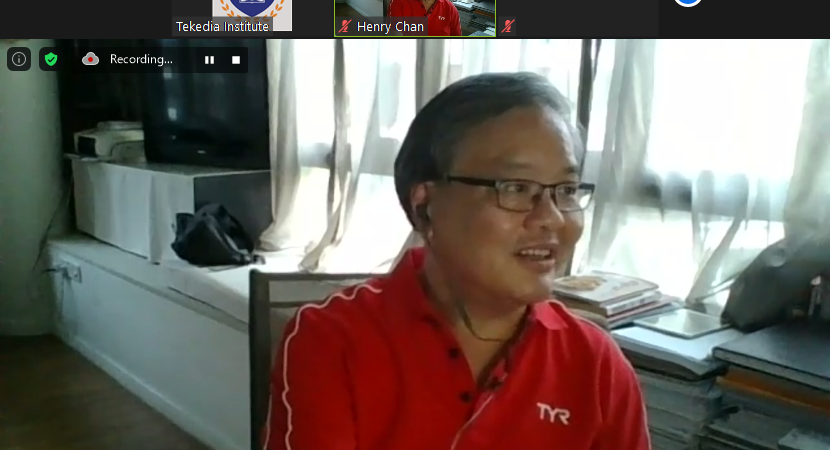 Tekedia Mini-MBA Faculty, Dr. Henry Chan, is already at Tekedia Live…Starting in 3 Mins