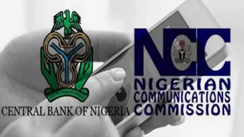 NCC, CBN Resolve the USSD Conflict Between Banks and Telcos, Set A Flat Fee of N6.98 Per Transaction.