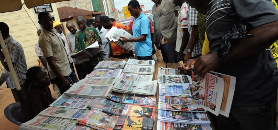 A New Report Reveals Implications of Reporting and Reading Non-Economic News in Nigeria