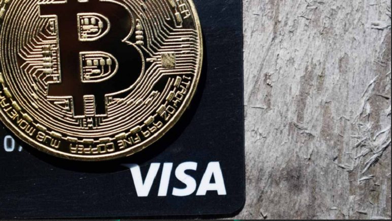 People, it is now visa to Cryptocurrency, Bitcoin As Payment Giant, VISA, Goes Bitcoin