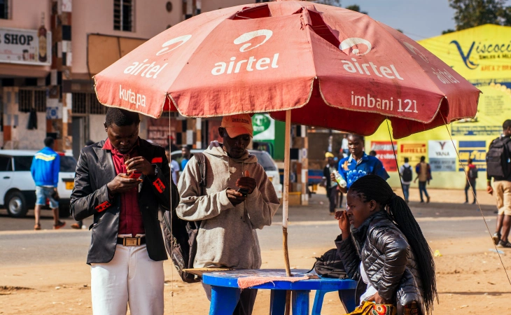 The Airtel Mobile Commerce's Double Play Strategy