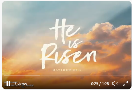 Happy Easter [Video]