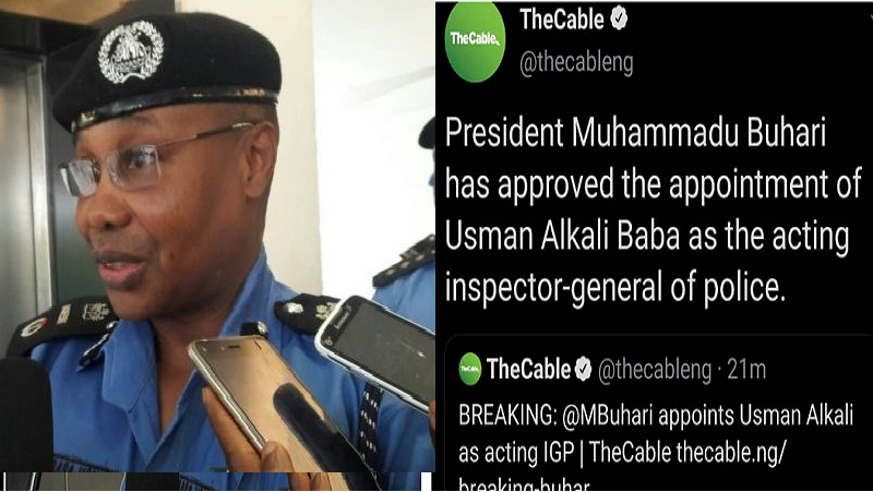 The New IGP Usman Alkali Baba – And Calling for a New Playbook