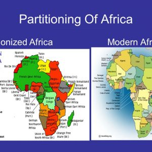 Resurgent Partitioning of Africa by the Global North for Scholars Hunt